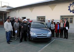 Citroën realiza una nueva donación