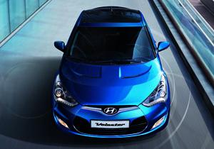 Hyundai anticipa que importará el Veloster