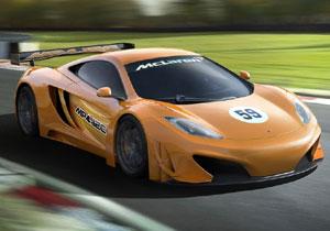 McLaren MP4-12C GT3 2012