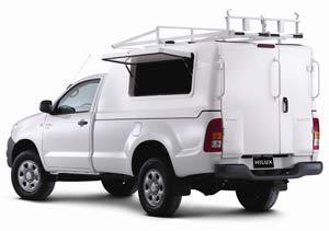 Toyota Hilux Cover: calidad, confiabilidad y durabilidad