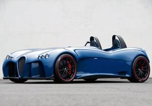 Wiesmann Spyder Concept debuta en el Salón de Ginebra 2011