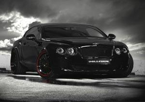 Bentley Continental Ultrasports 702 por Wheelsandmore