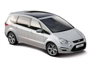 Nuevo Ford S-Max: Confort, seguridad y versatilidad
