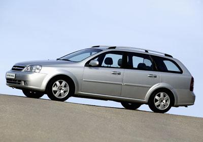 Chevrolet Optra XL: Está en Chile