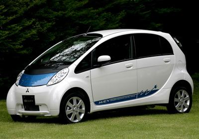 Mitsubishi i-MIEV: Lanzado oficialmente en Chile
