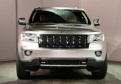 Jeep Grand Cherokee 2011: Inicia su producción