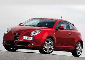 Fuerte crecimiento de Alfa Romeo en Europa