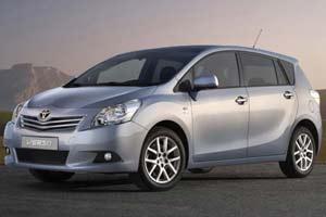 Toyota Verso: cinco estrellas en seguridad