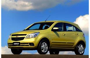 Chevrolet lanza el modelo Agile en Argentina ¿Vendrá o no vendrá?