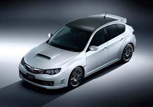 Subaru Impreza WRX STi Carbon: más confort