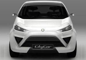 Lotus CityCar Concept en el Salón de París.