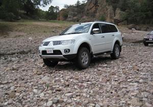 Llega a México el Mitsubishi Montero Sport 2009