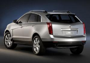 Cadillac SRX 2010 es llamado a revisión