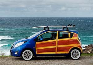 Spark Woody Wagen: un estilo de vida