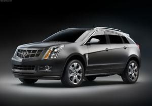Cadillac SRX catalogada con Top Safety Pick por el IIHS