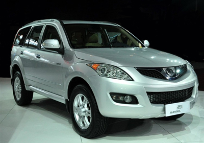 Great Wall Motors: Ingresan los Haval 3 y 5