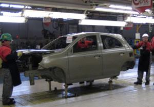 Captamos al Nissan March 2011 que ya se produce en Aguascalientes