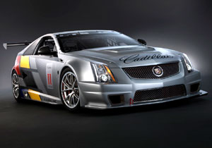El Cadillac CTS-V Coupé Racer, se presenta en el Salón de Detroit
