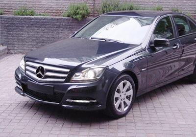 Mercedes-Benz Clase C 2012: Ya está en Chile