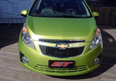 Nuevo Chevrolet Spark GT: Hace su estreno en Chile