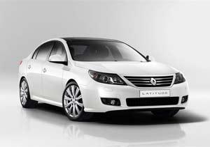 Renault Latitude: una berlina elegante con estatus