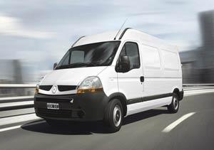Nuevo Renault Master, con mayor garantía