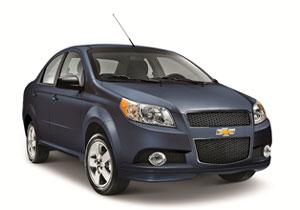 Chevrolet Aveo 2012 a la venta en México