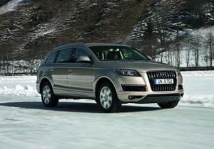 Audi Q7 2011, estrena caja de ocho velocidades y nuevos motores