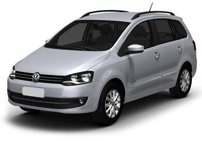 Volkswagen Suran 2011: Inicia venta en Chile