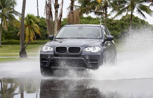 Nueva BMW X5 2011: Totalmente Turbo