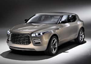 Aston Martin Lagonda Concept: vuelve al ruedo