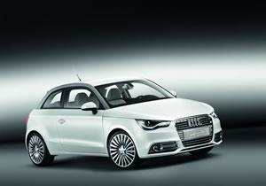 Audi A1 e-tron Concept debuta en el Salón de Ginebra