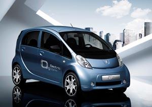 ion: el nuevo eléctrico cero emisiones de Peugeot