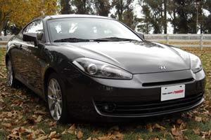 Hyundai Coupé FX: bien salvaje