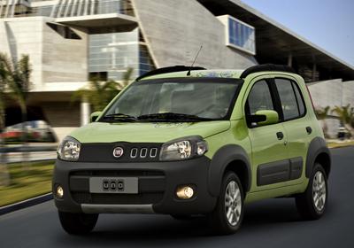 Fiat Uno 2011: Renace una leyenda
