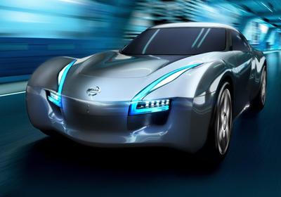 Nissan Esflow Concept: Deportivo y eléctrico