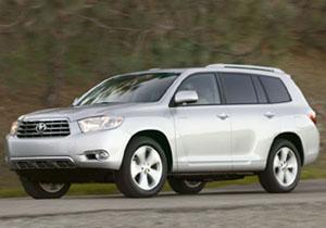 Toyota llama a revisión 308,000 vehículos RAV4 y Highlander