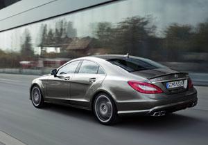 Mercedes-Benz CLS 63 AMG llega a México en $1,790,900 pesos