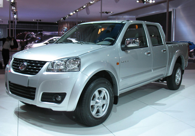 Great Wall Motors presenta la Wingle 5 2012