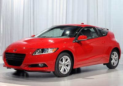 Honda CR-Z : El Coupé híbrido deportivo