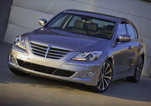 Hyundai Genesis 2012 presente en el Salón de Chicago 2011