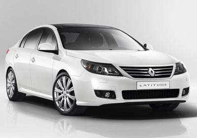 Renault Latitude 2011: Una apuesta superior