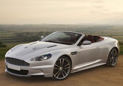 Aston Martin DBS y DBS Volante: Estreno en Chile