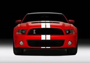 Ford Mustang Shelby GT 500 2011 debuta en el Salón de Chicago 2010