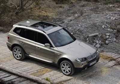 BMW X3: La nueva expresión de un grande