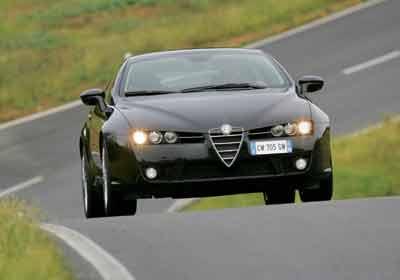 Alfa Romeo Brera: Un auto exquisito