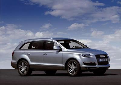 Audi lanzará la Q7 3.0 TDI en Estados Unidos para el 2008