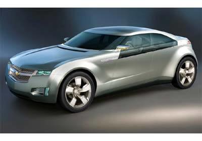 Chevrolet Volt; 60 kilómetros sin una gota de gasolina
