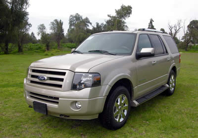 Ford Expedition Limited; Vive a lo Grande