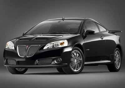 Pontiac G6 GXP: Estilo y rendimiento poco comunes